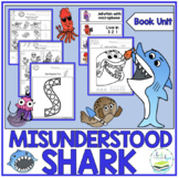 MISUNDERSTOOD SHARK BOOK UNIT