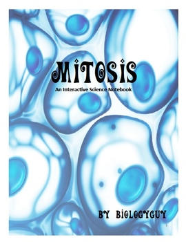 MITOSIS Interactive Notebook