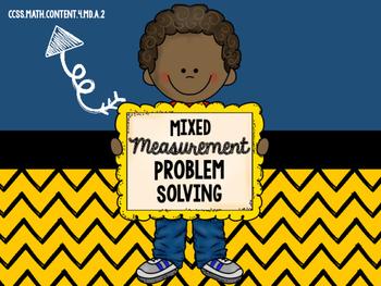 MIXED MEASUREMENT CONVERSION PRACTICE