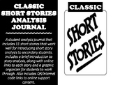 Classic Short Stories Reading Analysis Journal
