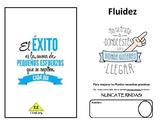 MIni Book Math Fluency (Spanish)