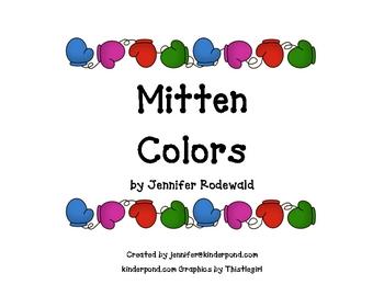 MItten Colors Classbook