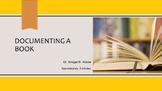 MLA 8th ed. Book Citation Video