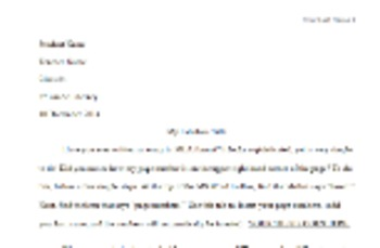 MLA Cheat Sheet (full version)