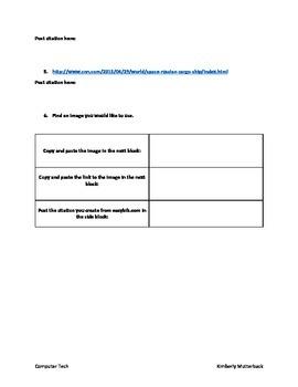 MLA Citation and Easybib