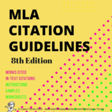 mla referencing style 8th edition pdf