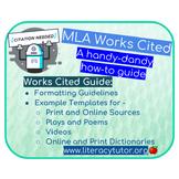 MLA Citations & Works Cited