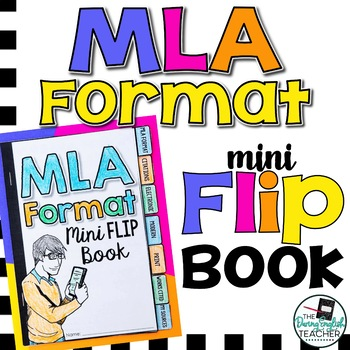 mla format for a book