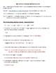 MLA Format Online Webquest (Scavenger Hunt)