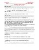 MLA Format Quiz (editable)