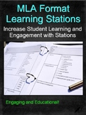 MLA Format Research Stations