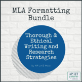 MLA Formatting Bundle