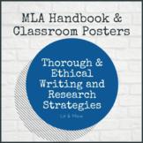 "MLA Citations ""Credible Hulk"" Posters"
