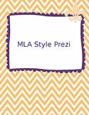 MLA Prezi Featuring Google Docs
