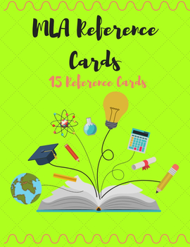 MLA Reference Cards