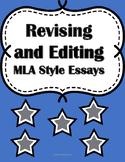 MLA Revising and Editing