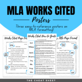 MLA Works Cited Poster (8th Edition)