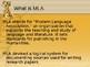 MLA Works Cited Powerpoint