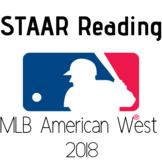 MLB American West 2018 - STAAR READING