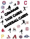 MLB English Grammar Task/Baseball Cards