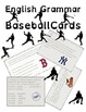 MLB English Grammar Task/Baseball Cards