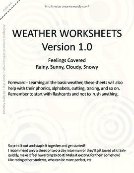 MLD - Basic Shapes Worksheets - Part 1 – Letter Sized