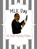 MLK 100 Chart Mystery Picture