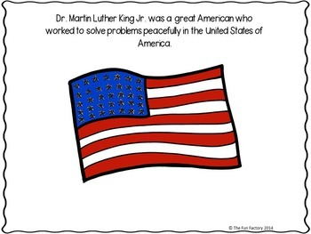 Dr. Martin Luther King – Math and Literacy Grades 1-3