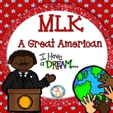 Dr. Martin Luther King  Math and Literacy Grades 1-3