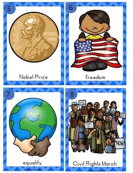 MLK Activity (MLK Write the room)