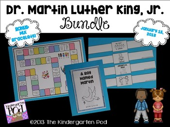 Martin Luther King, Jr. BUNDLE