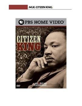 MLK: Citizen King (Movie Guide)