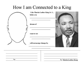 MLK Connections Activity