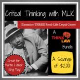 MLK Critical Thinking BUNDLE!