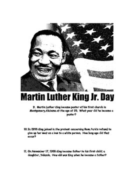 MLK Day Facts & Trivia