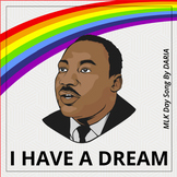 """MLK Day """"I Have A Dream"""" Song - Karaoke Version For Classr"""