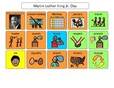 MLK Day Language Board