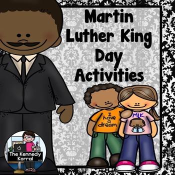 Dr. Martin Luther King, Jr. {Poetry, Paper, Timeline & MORE!}