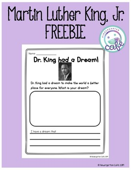 MLK FREEBIE!