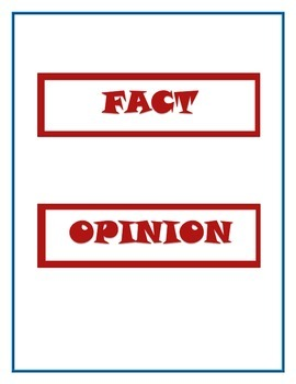 MLK Fact and Opinion practice