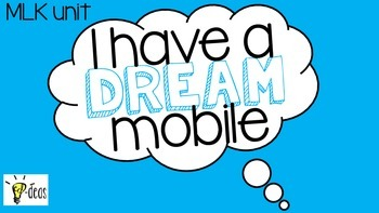MLK: I Have a Dream Mobile