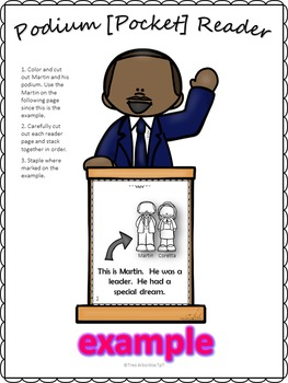 MLK - Informational Text and Activities for K-3 - Civil Rights Series