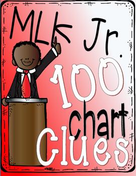 MLK Jr. 100s chart clues