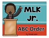 MLK Jr. ABC Order