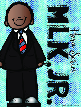MLK, Jr. Biography Lap Book Project - Martin Luther King, Jr.