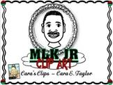 MLK Jr. Clip Art