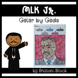 MLK Jr.- Color by Code