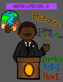 MLK Jr. Day - Writing FREEBIE