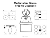 Martin Luther King Jr. Graphic Organizers and Templates