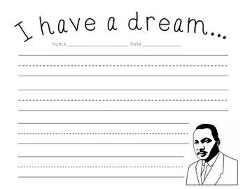 MLK Jr. - I have a dream
